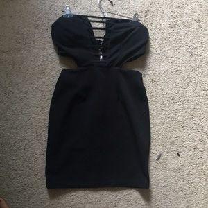 LF strapless dress